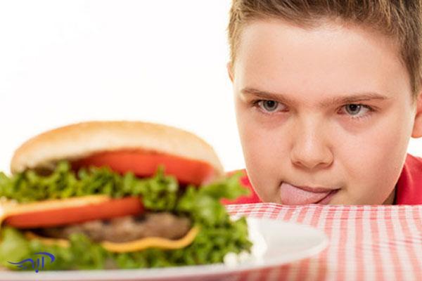 غذای سالم نوجوانان