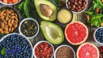 لاغری با مواد غذایی سالم