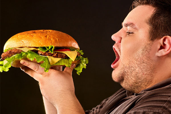 تاثیر مواد غذایی چرب بر چاقی